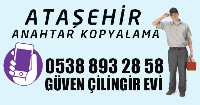 Ataşehir Anahtar Kopyalama