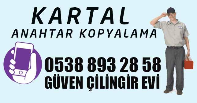 Kartal Anahtar Kopyalama