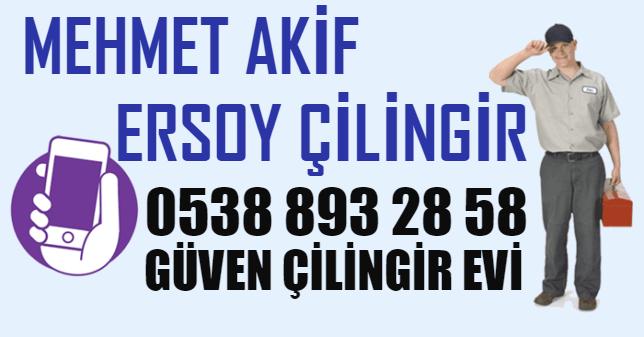 Mehmet Akif Ersoy Çilingir