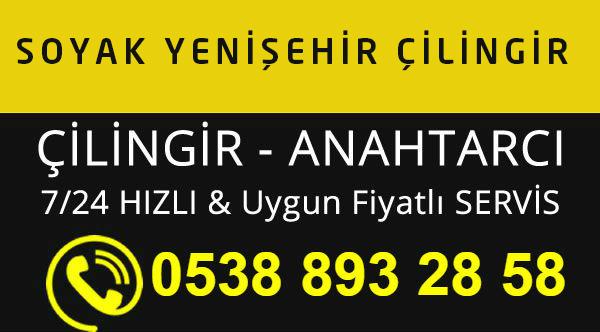 Soyak Yenişehir Çilingir